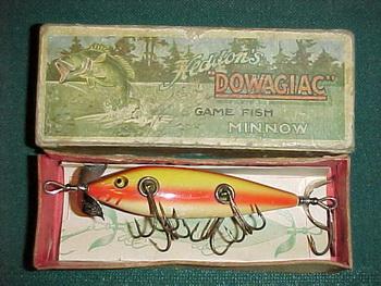 Vintage joya maravilla carrete de pesca