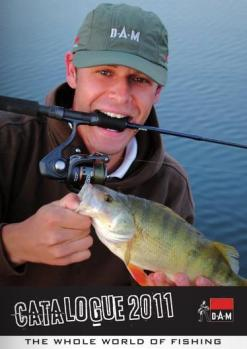 dam fishing tackle 2011